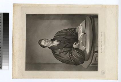 Portrait of J. Leifchild