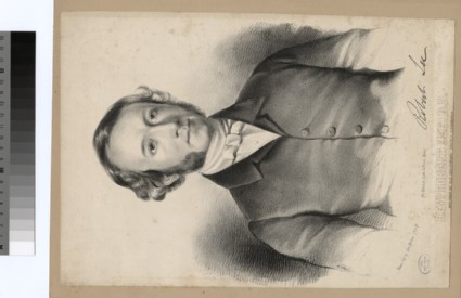 Portrait of R. Lee