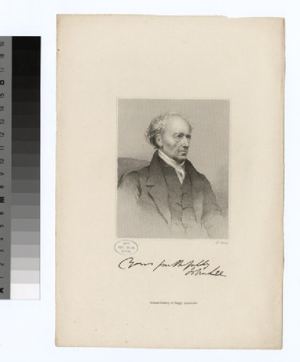 Portrait of J. Lee