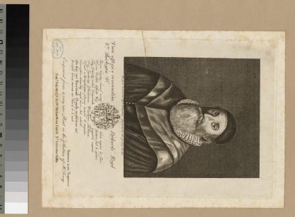 Portrait of R. Lloyd
