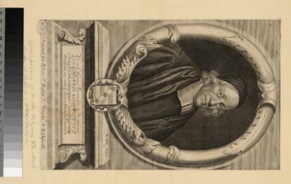 Portrait of Revd Dr J. Lightfoot