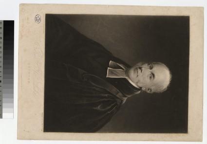 Portrait of T. Luke