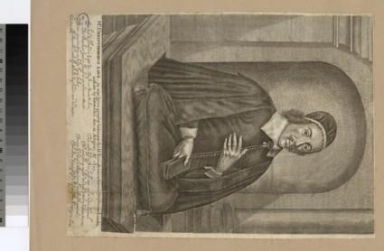 Portrait of C. Love