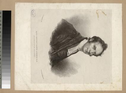 Portrait of Revd Dr H. L. Loring