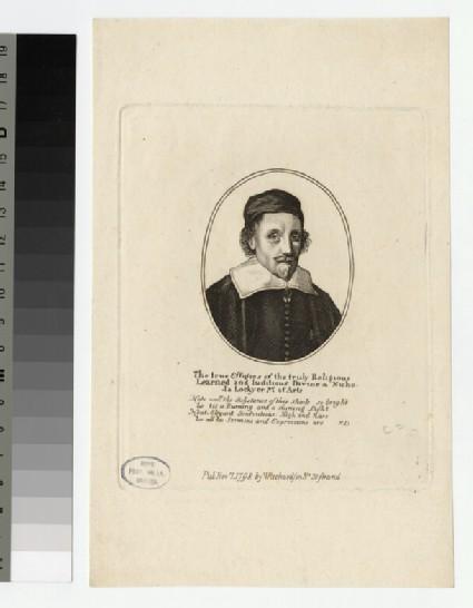 Portrait of N. Lockyer