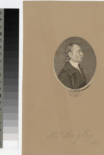 Portrait of T. Longley