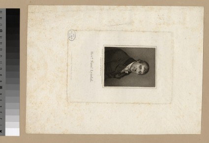 Portrait of S. Lyndal