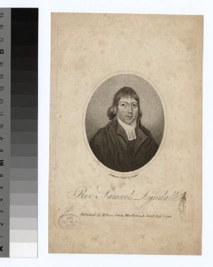 Portrait of Samuel Lyndall