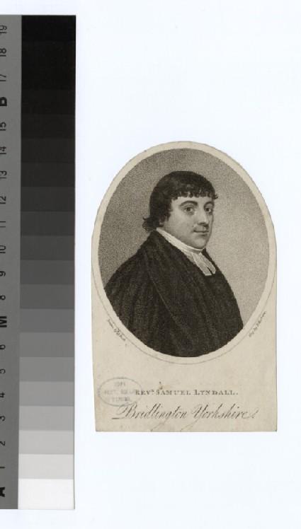 Portrait of S. Lyndall