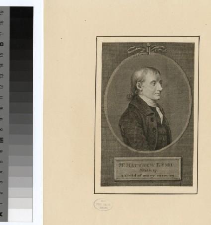 Portrait of M. Lumb