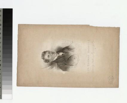 Portrait of T. Maguire
