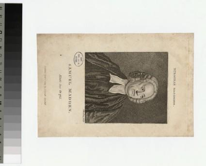 Portrait of S. Madden