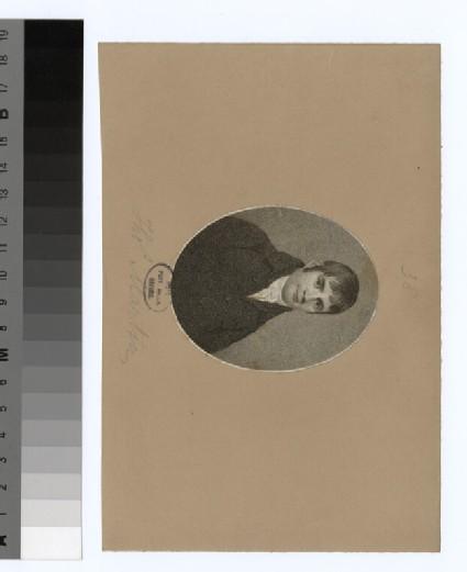 Portrait of T. Martin