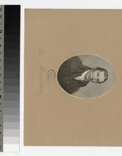 Portrait of G. Marsden