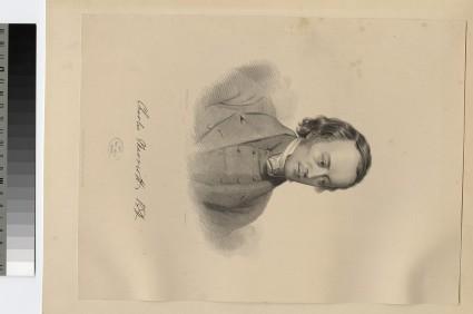Portrait of Revd C. Marriott