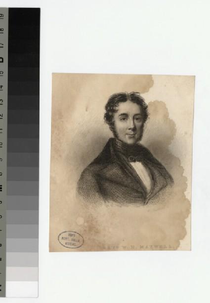 Portrait of W. H. Maxwell