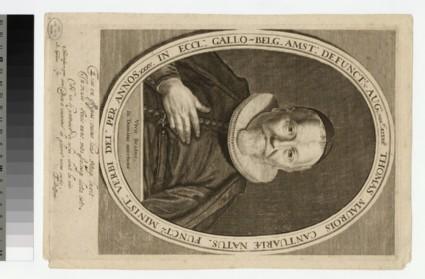 Portrait of Thomas Maurois