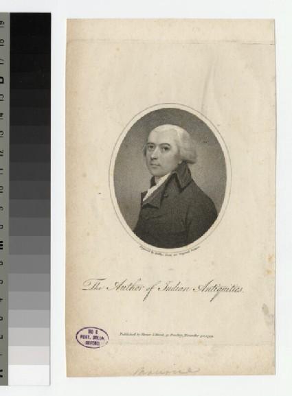 Portrait of T. Maurice
