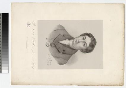 Portrait of Revd T. Mathew