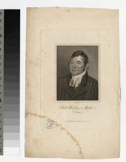Portrait of William Mather