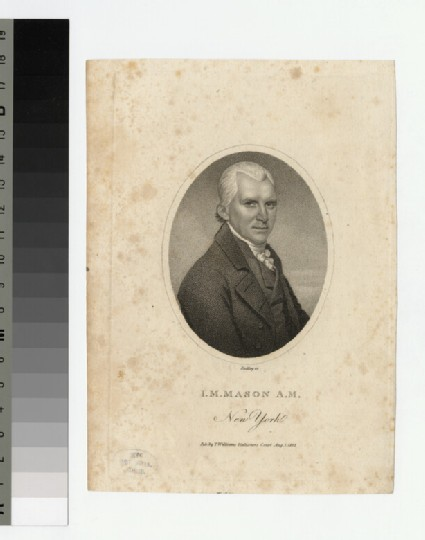 Portrait of I. M. Mason