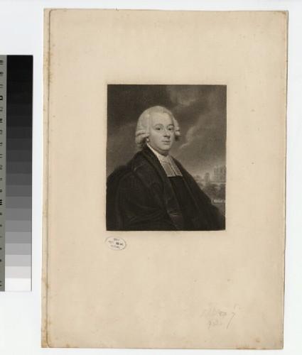 Portrait of Mr Maskelyne