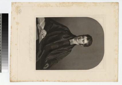 Portrait of H. Melvill