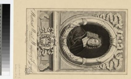 Portrait of M. Meade
