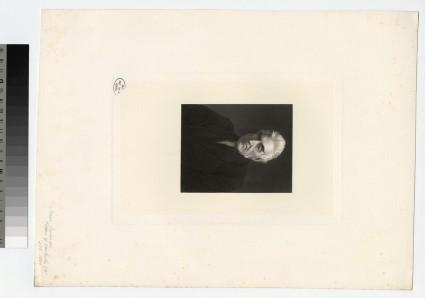 Portrait of Very Revd I. Milner