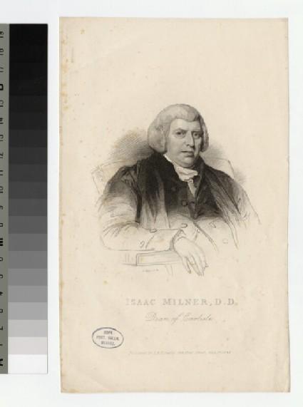 Portrait of I. Milner