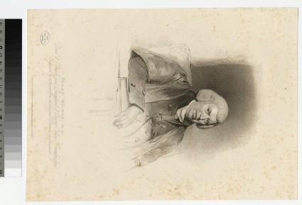 Portrait of Revd Dr I. Milner