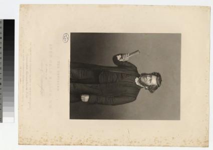 Portrait of Revd J. G. Miller