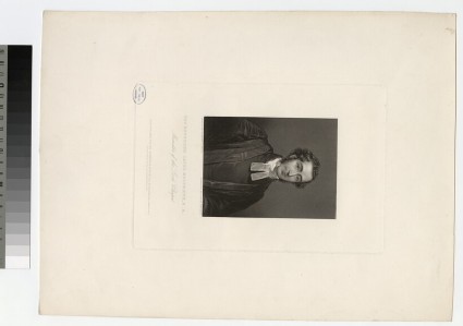 Portrait of Revd C. Molyneaux