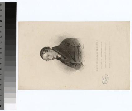 Portrait of W. Morris