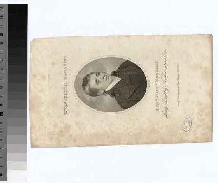 Portrait of W. Moseley