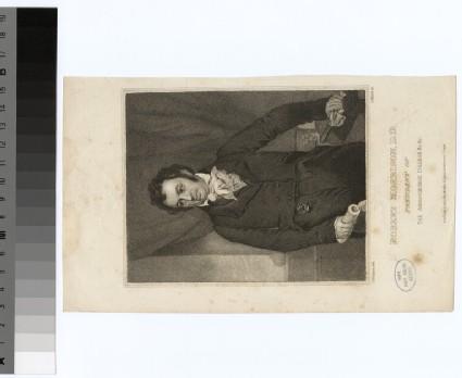Portrait of R. Morrison