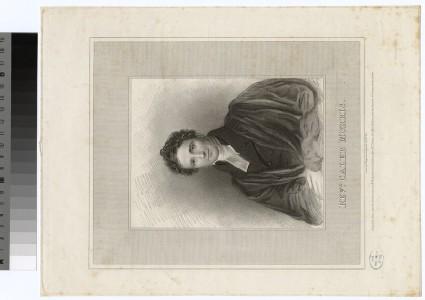 Portrait of C. Morris