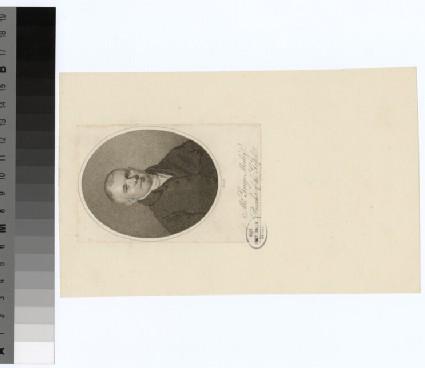 Portrait of G. Morley