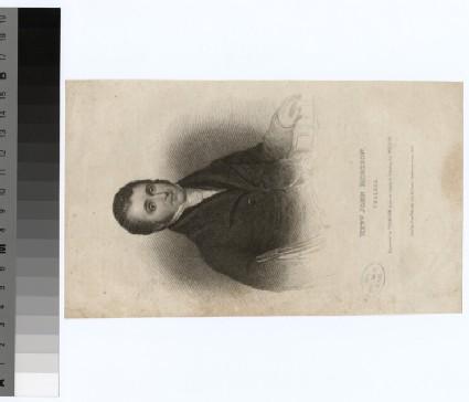 Portrait of J. Morison