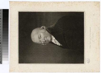 Portrait of R. Morgan