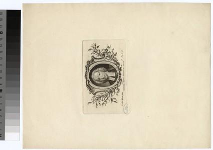 Portrait of Revd E. Rowe- Mores