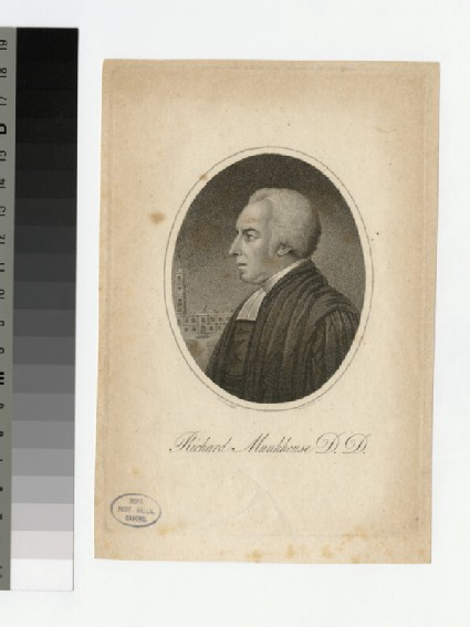 Portrait of R. Munkhouse