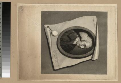 Portrait of Revd Dr T. Marsh