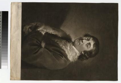 Portrait of Hon.and Revd W. Neville
