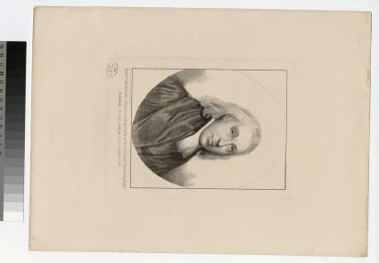 Portrait of Revd E. Nelson