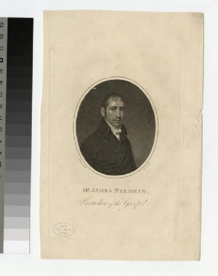 Portrait of J. Needham
