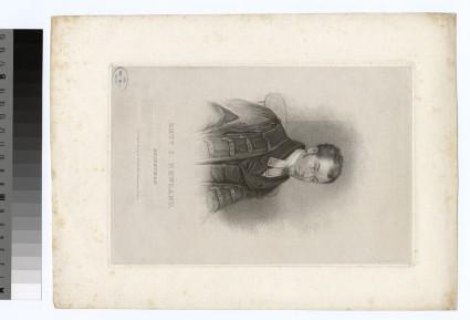 Portrait of J. Newland