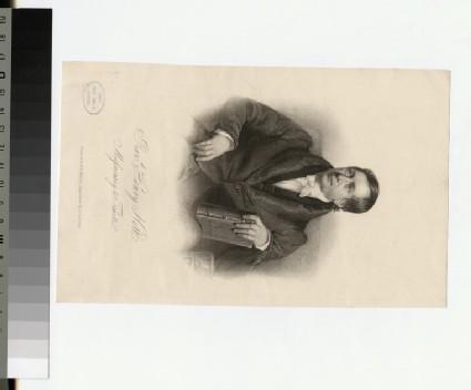 Portrait of H. Nott