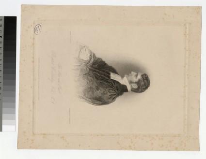 Portrait of Hon.and Revd B. W. Noel