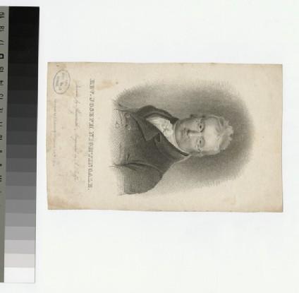 Portrait of J. Nightingale
